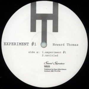 Howard Thomas